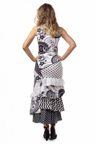 Savage Culture Summer Long Dress Rita