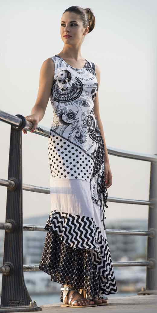 30055-VE Savage Culture Maxi Dress Rita