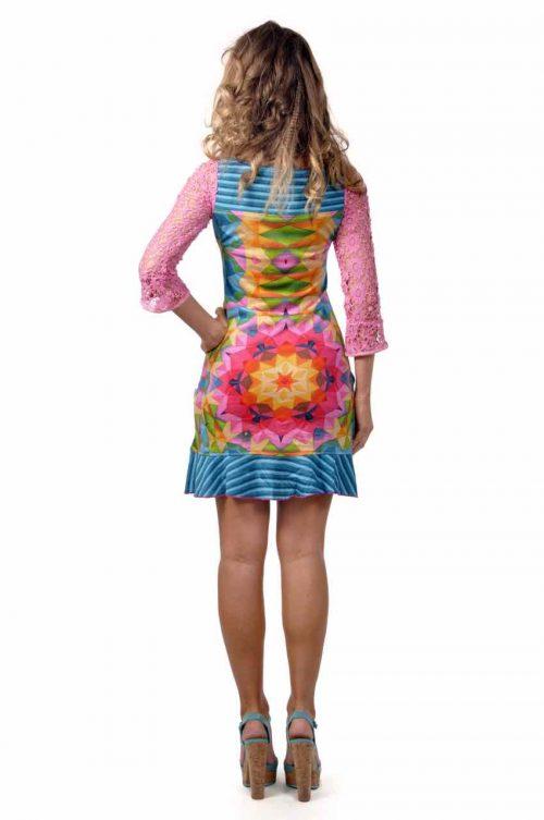 30077-VE Savage Culture Dress Dakota