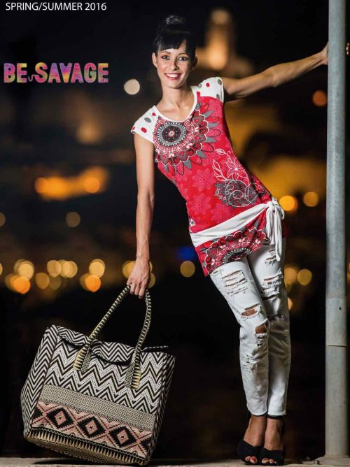 Savage Culture Summer Tops