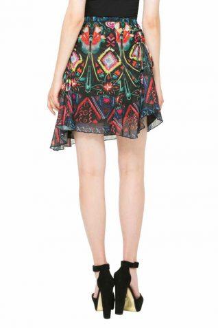 61F28D3_2000 Desigual Skirt Camelia