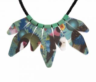 61G55G6_5027 Desigual Necklace Papua Buy Online