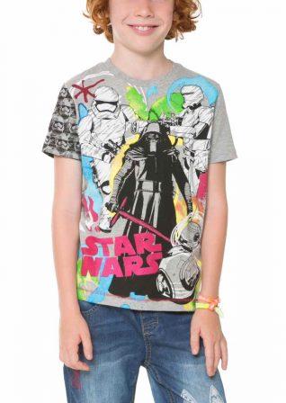 61T3DF5_2042 Desigual Boy T-Shirt Nao