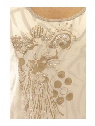 Angels Never Die Tunic Multicolor 1902, Canada USA