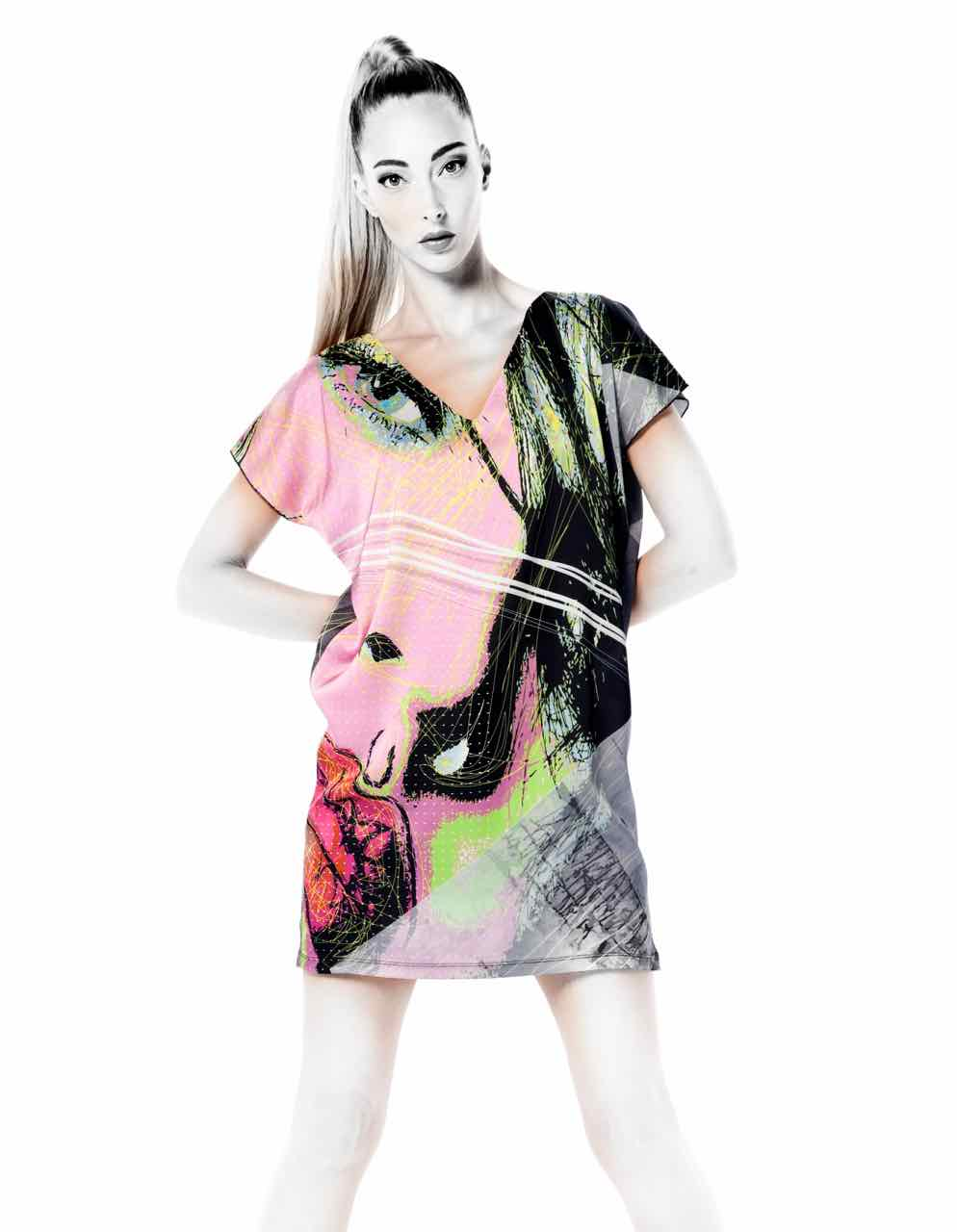 VOLT Dress Tunic ROCA DA