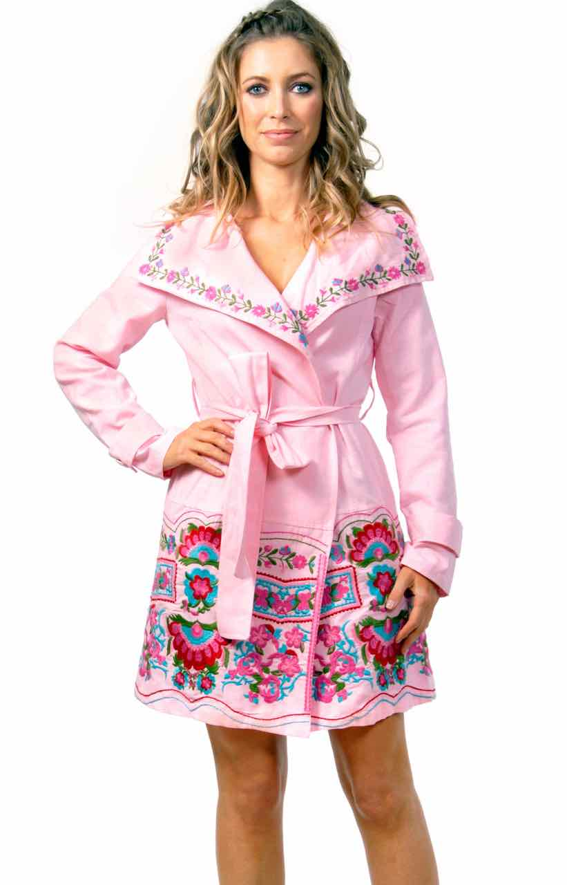 Savage Culture Trench Coat Darlene 30142 Canada