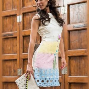 30202-VE Savage Culture Summer Dress Gloria