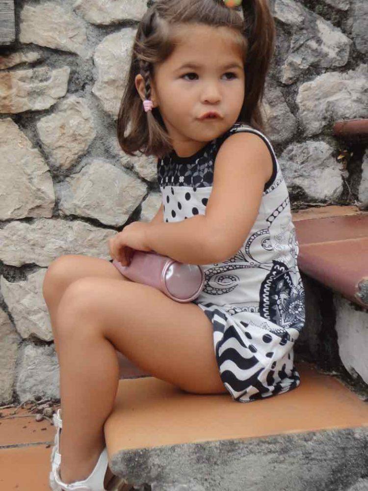 Savage Culture Girls Dress Rita 30503 Buy Online