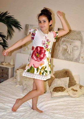 Savage Culture Girls Dress Roberta 30511 Buy Online