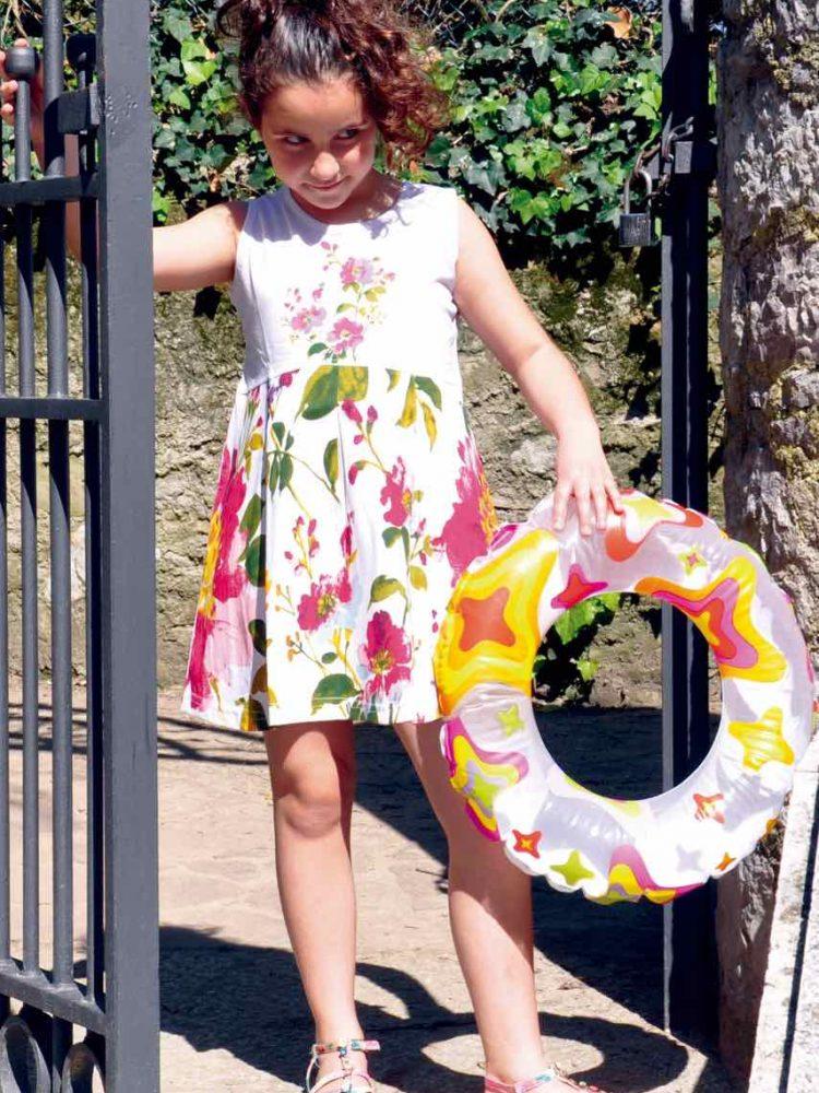Savage Culture Girls Dress Roberta 30512 Buy Online