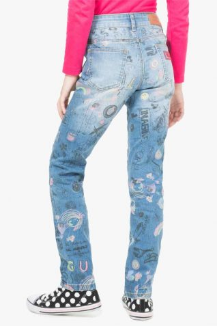67D33A0_5006 Desigual Girl Jeans Abad