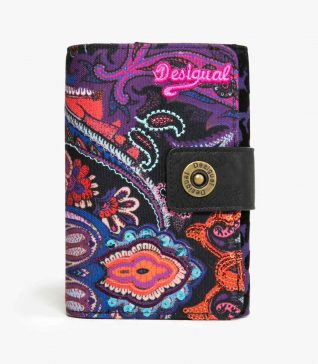 67Y53C0_2000 Desigual Wallet Langueta S Sunset Buy Online