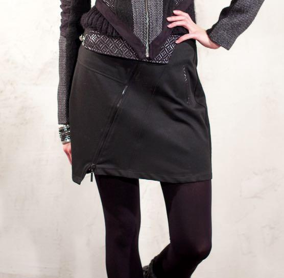Angels Never Die Black Skirt, Buy Online