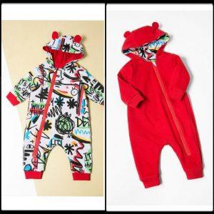 67Q39A9_2042 Desigual Baby Boy Rafael reversible Buy Online