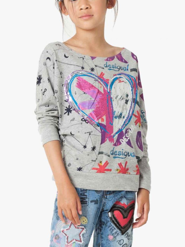 67T30J7_2042 Desigual Girl T-Shirt Raleigh Buy Online