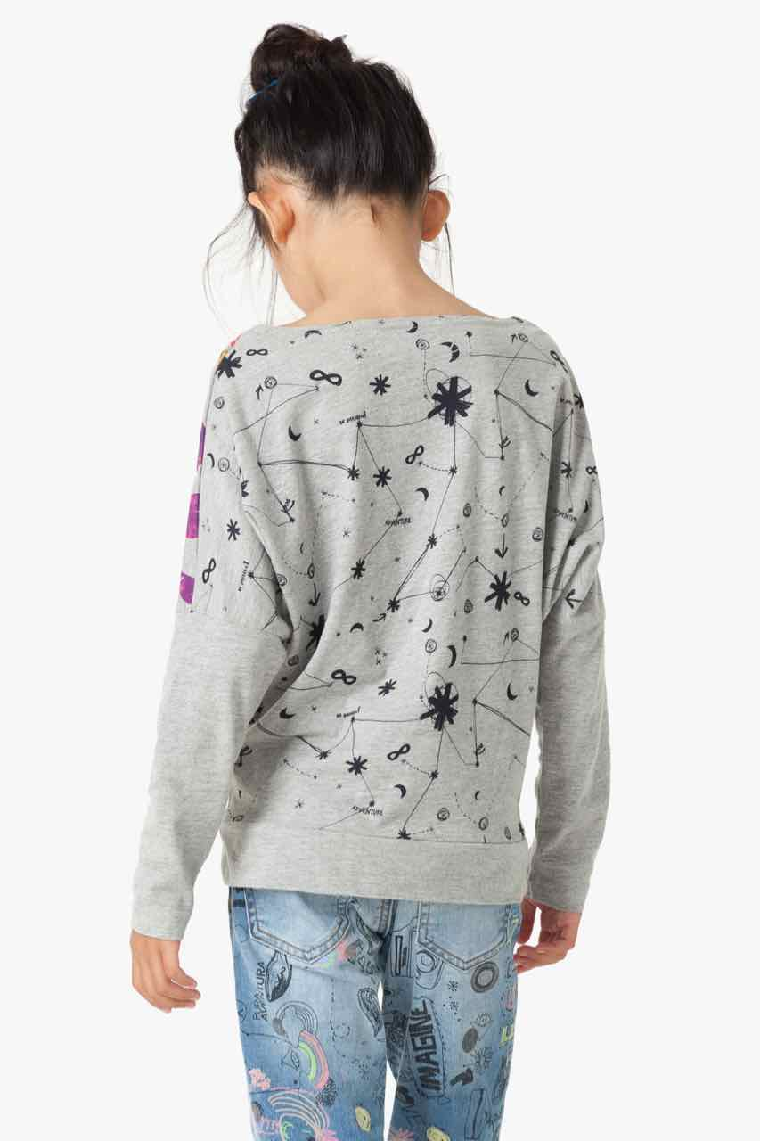 67T30J7_2042 Desigual Girl T-Shirt Raleigh