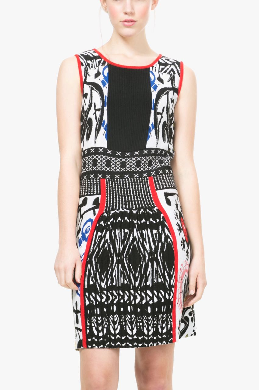 Desigual Lacroix Dress