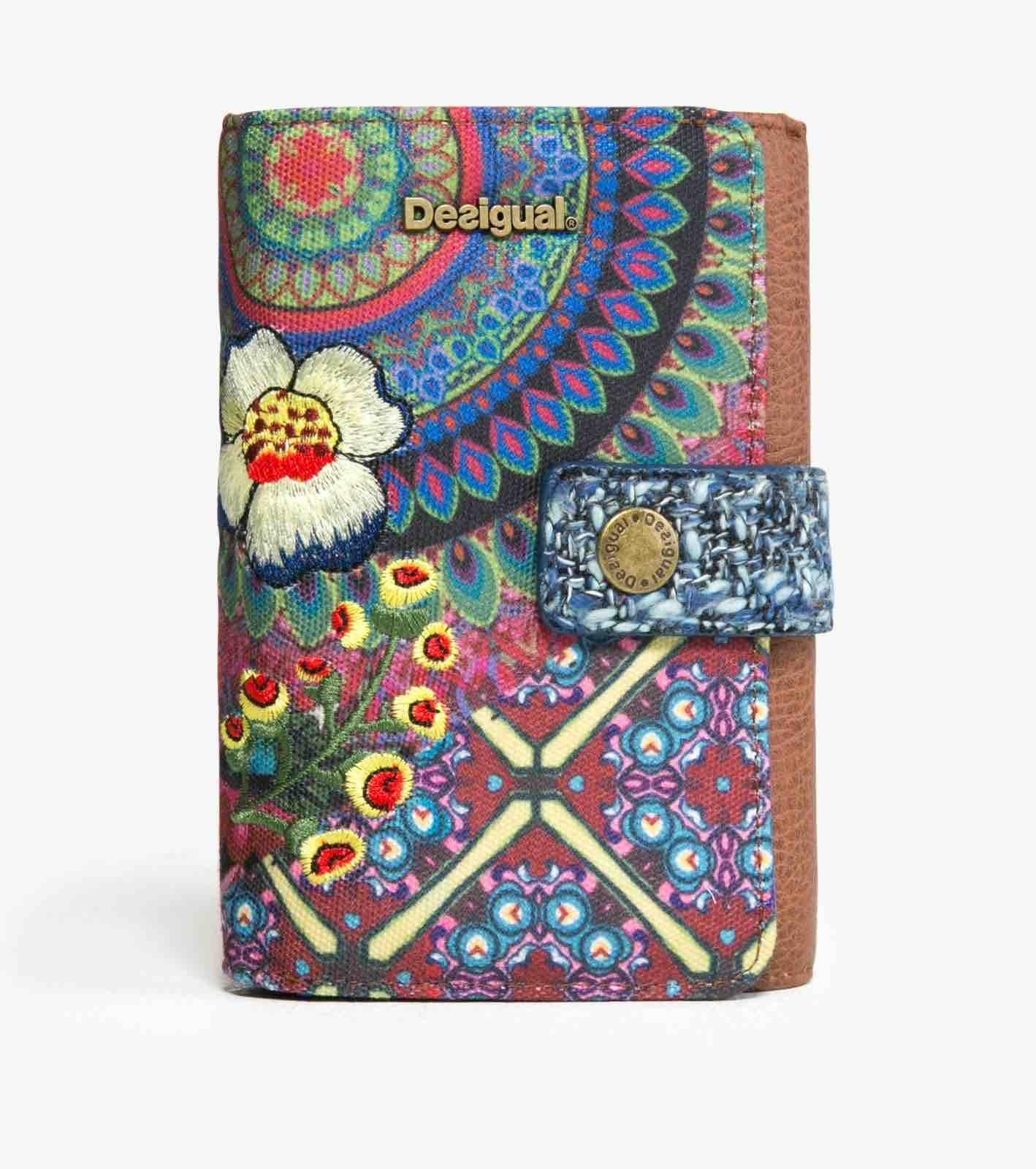 67Y53D4_3002 Desigual Wallet Lengueta S Garland Buy Online