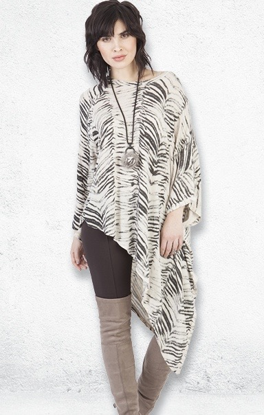 M Made in Italy Tunic Fall Winter 2016