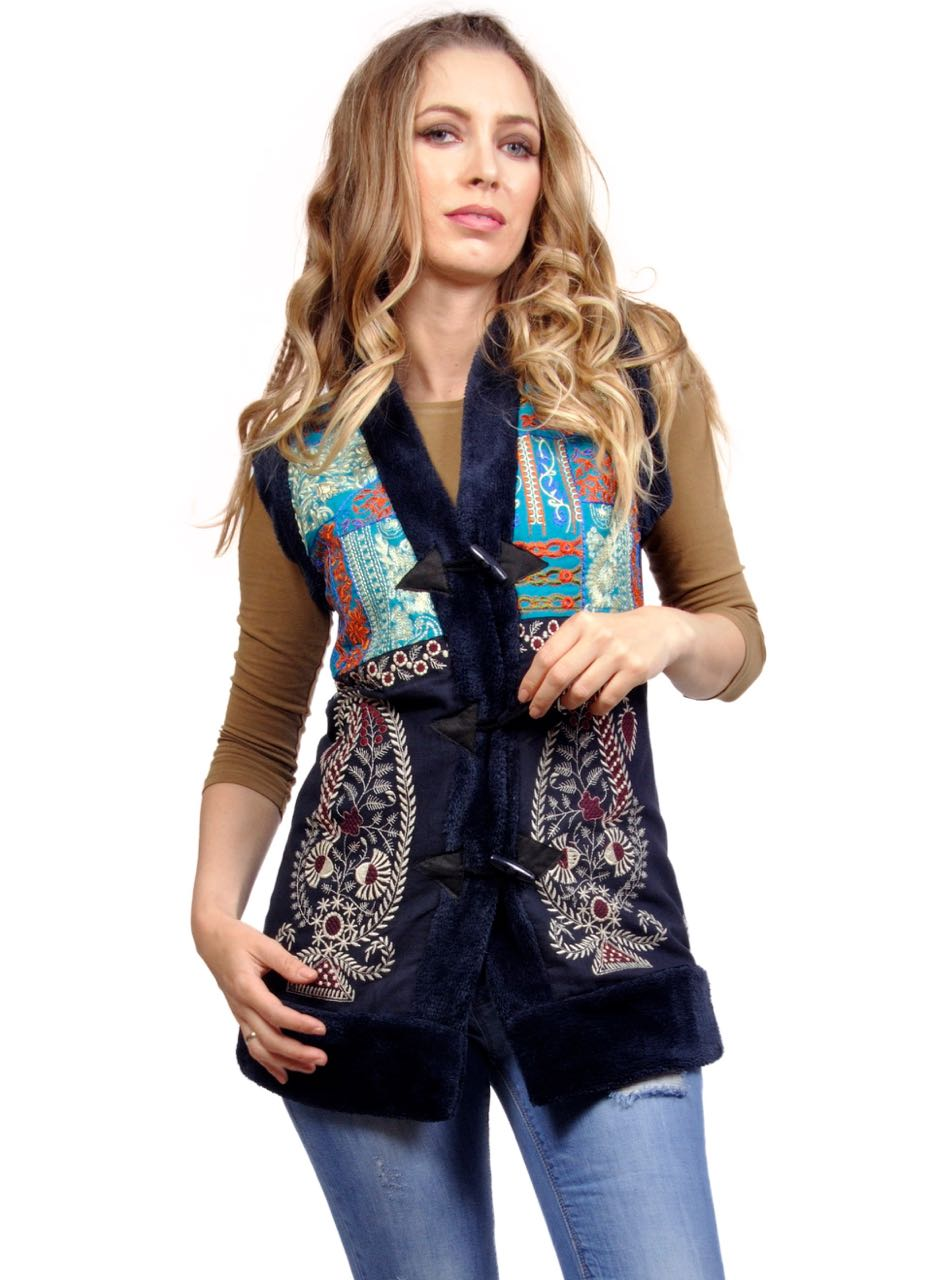 Savage Culture Vest Monica 31042 Buy Online