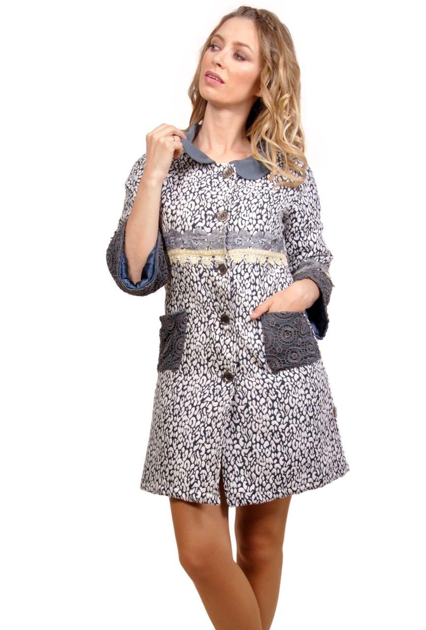 Savage Culture Coat Dunia 31074 Buy Online