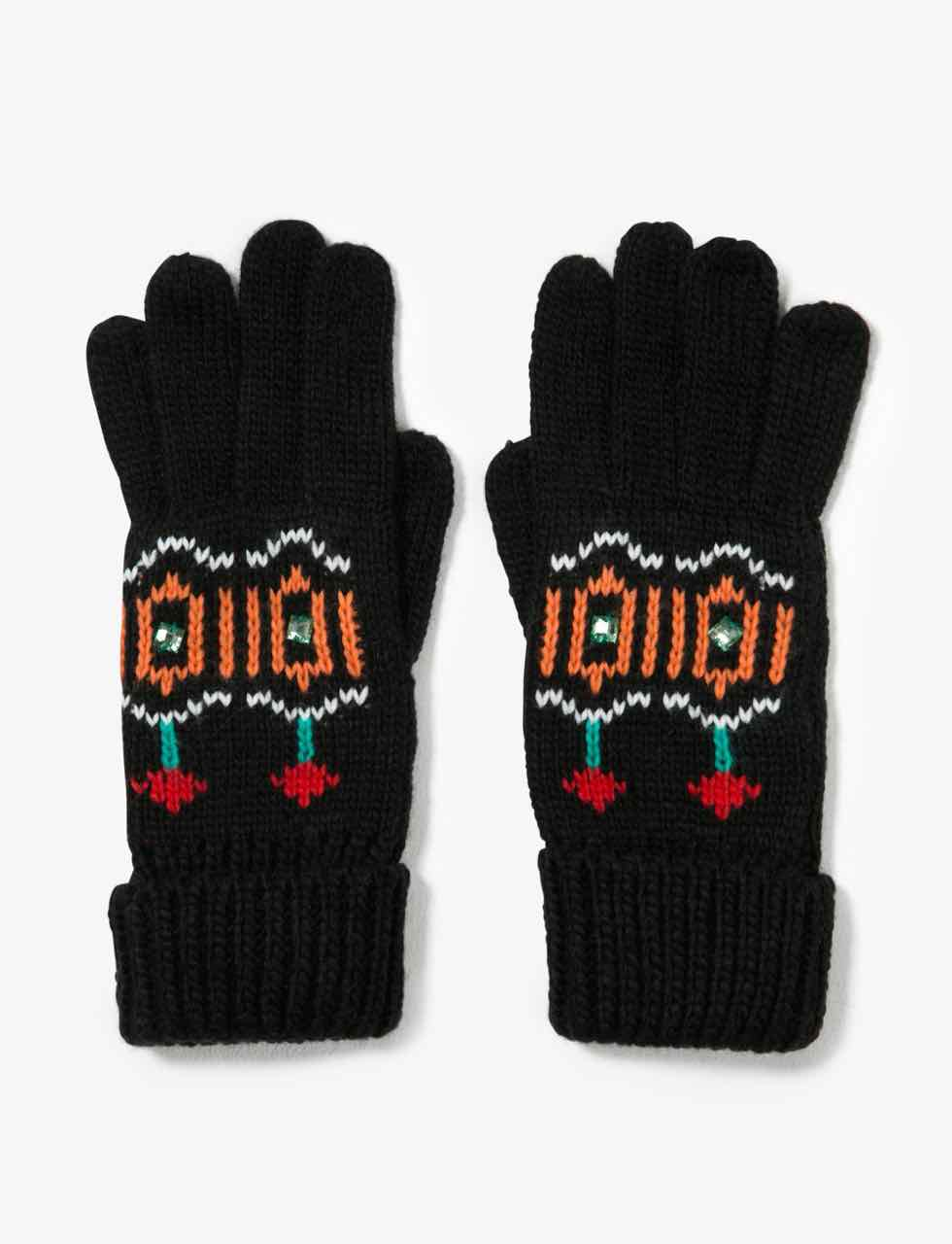 67A58M3_2000-Desigual-Gloves-Eternal Buy Online