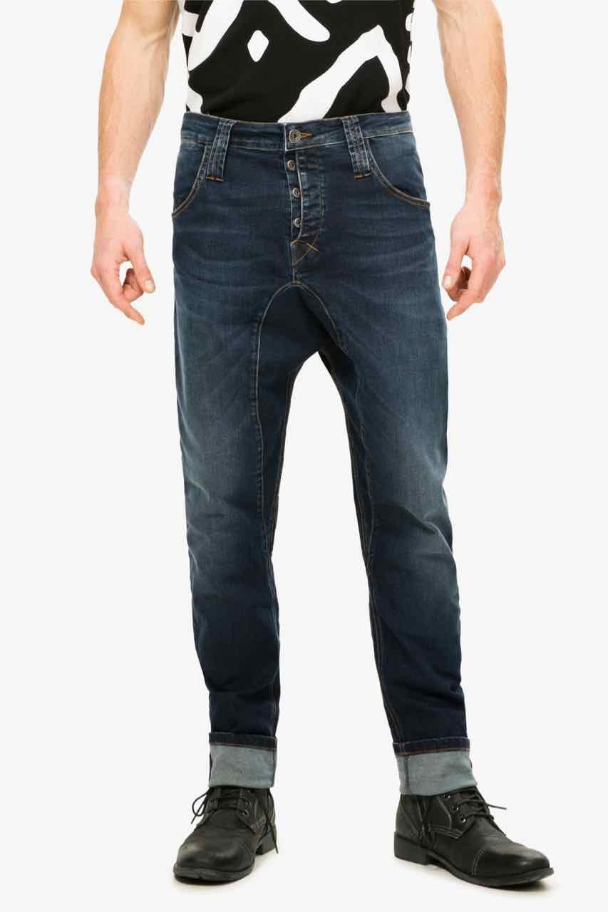 67D18B0 5008 Desigual Jeans Troy Buy Online