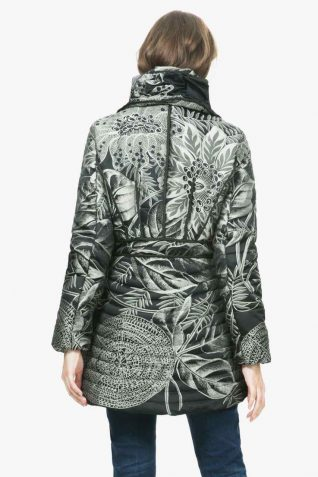 Desigual Lacroix Jacket Black 26