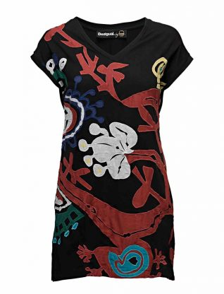 67T2LA5 Desigual Top by Lacroix