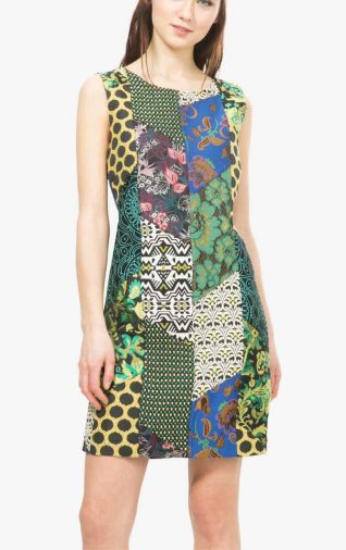 Desigual Dress Calista, Buy Online