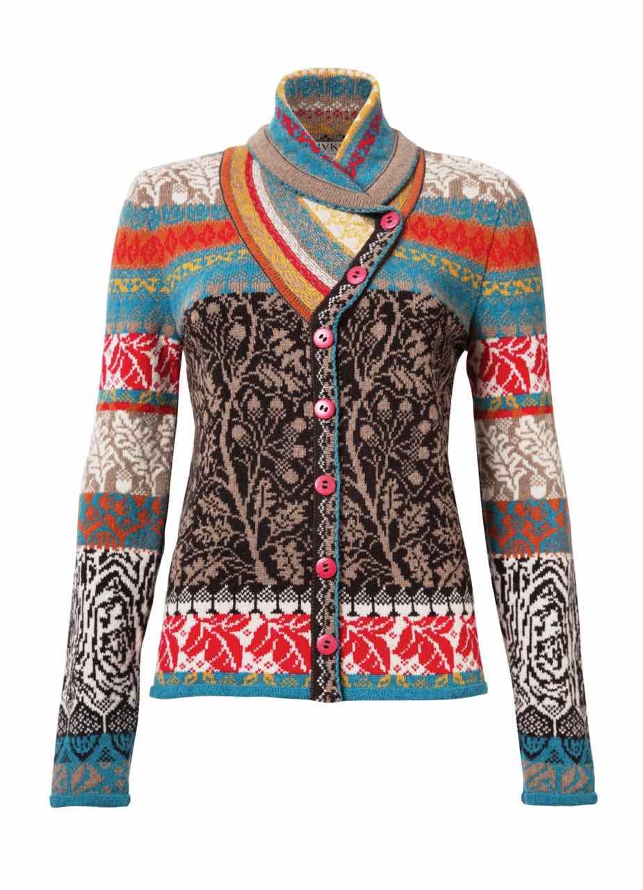 IVKO Shawl Collar Jacket