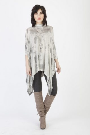 M Mady in Italy Asymmetric Long Tunic
