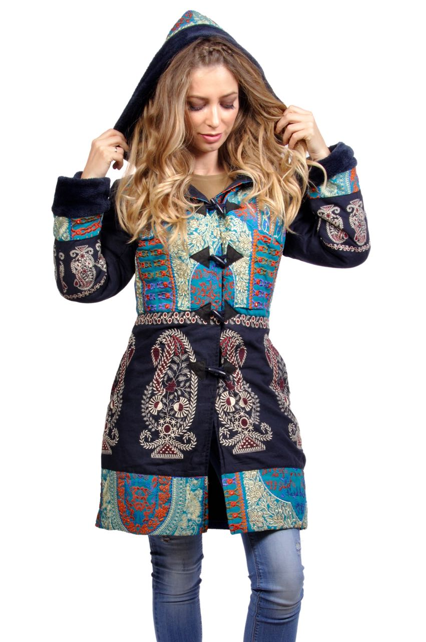 Savage Culture Monica Coat 31044