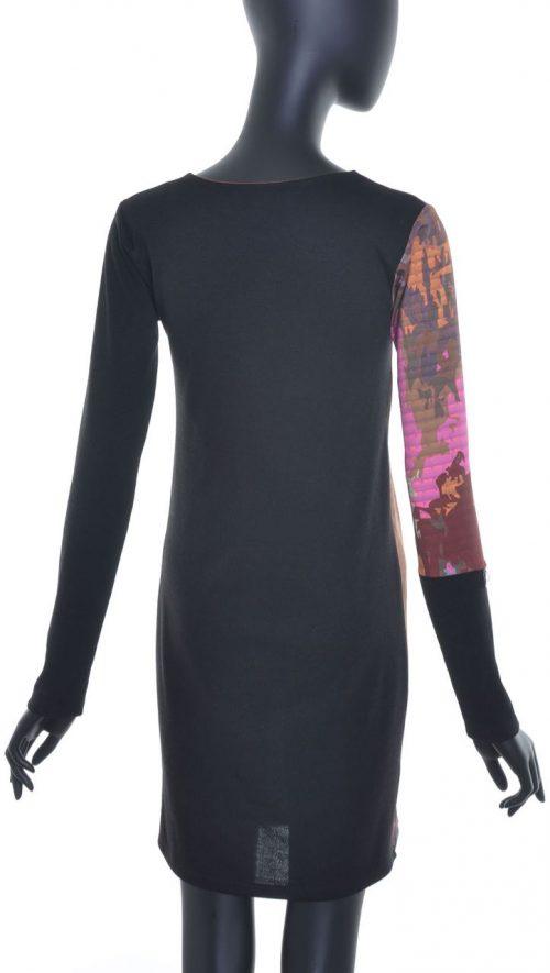 VOLT Design Long Sleeve Dress Knitted