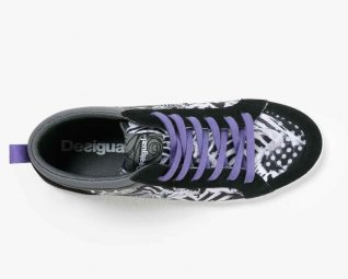 67DS1B7_2031 Desigual Sneakers Classic Mid W2