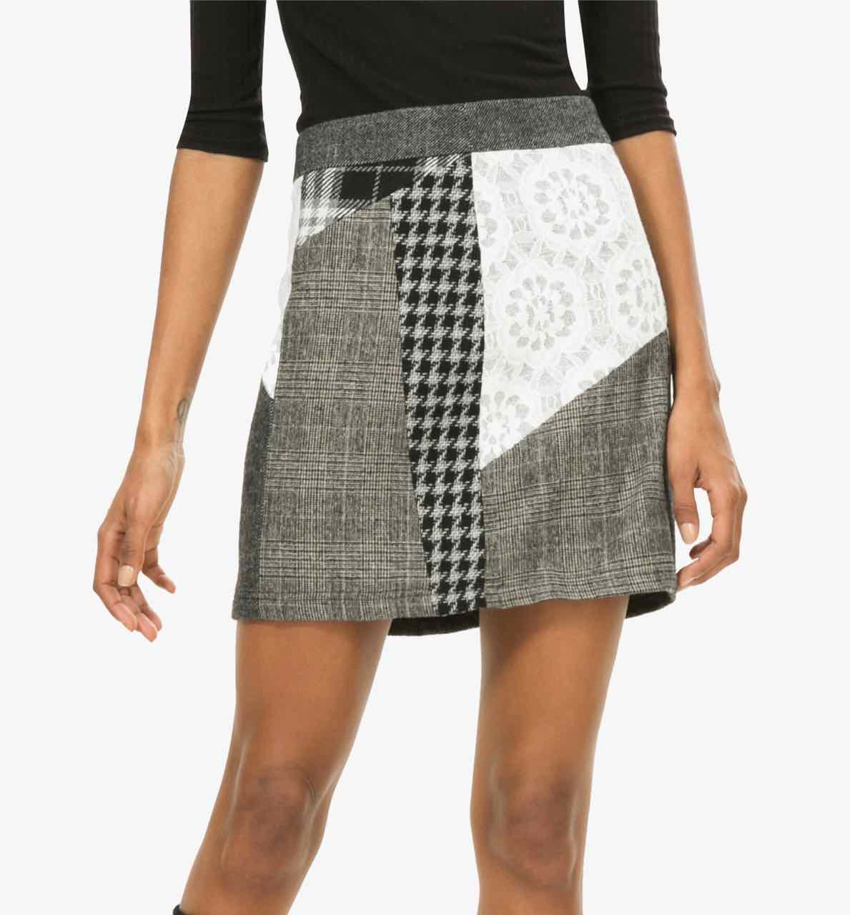 Desigual Skirt Laly, buy online, Canada