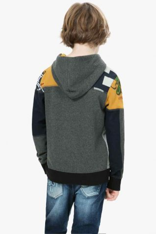 67S36L3_2043 Desigual Boy Sweater Henry Buy Online
