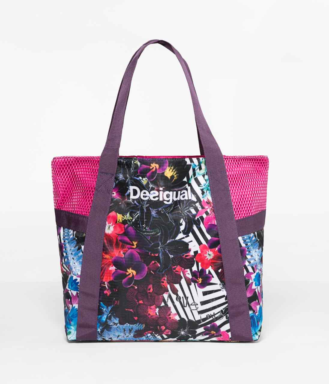 67X5SA4_3125-Desigual-Shopping-Bag-A Buy Online