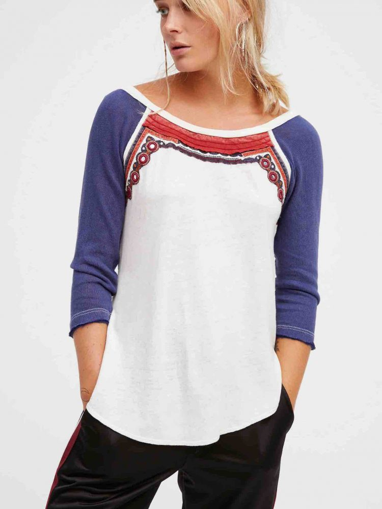 Free People Ritu Tee, Buy online