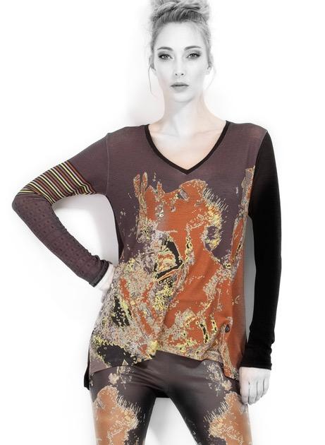 VOLT Design Sweater Brown, Canada