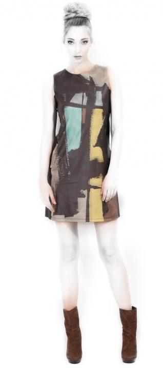 VOLT Design Fall Dress 2016, ZAPA