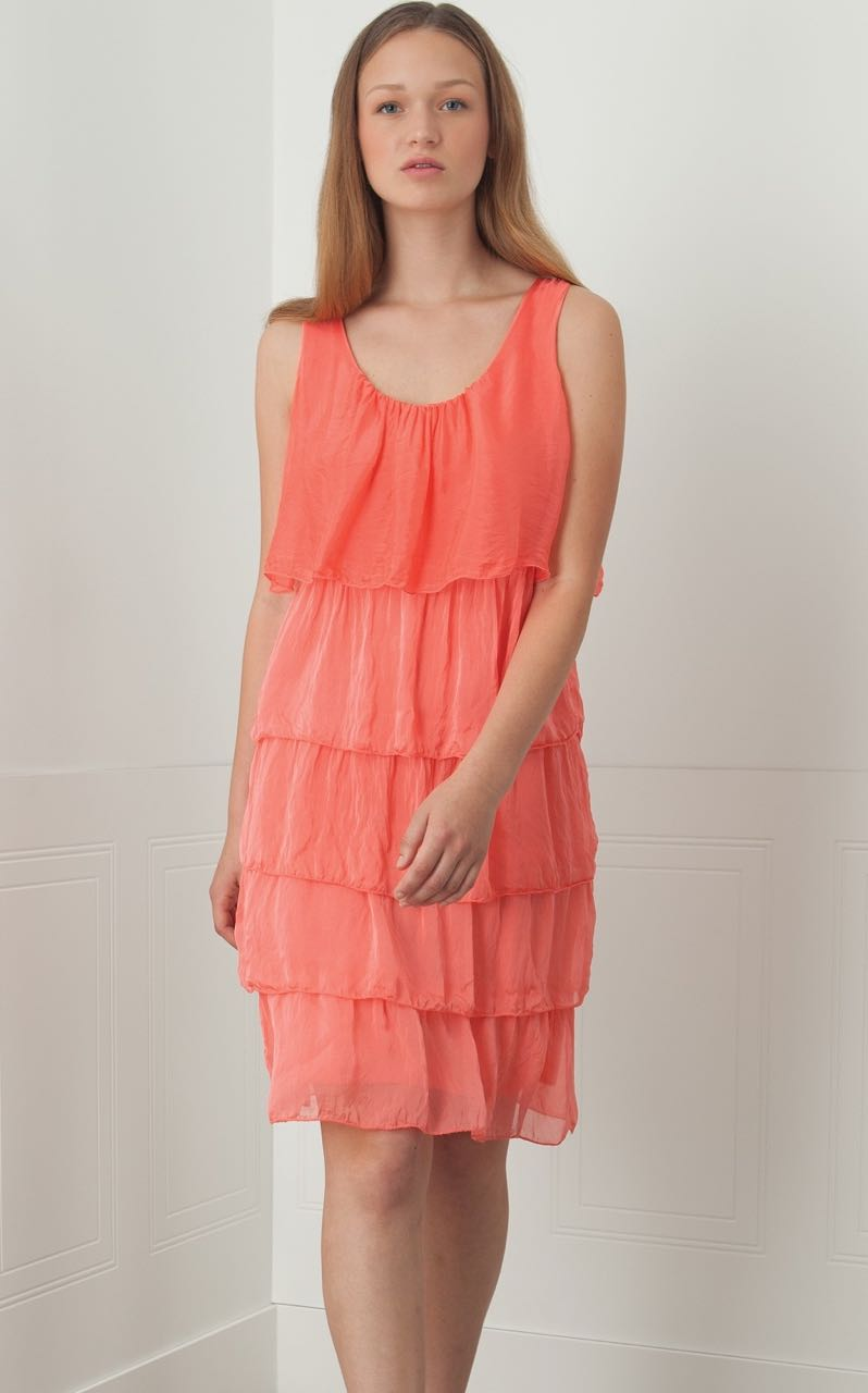19-4465G M Made in Italy Dress