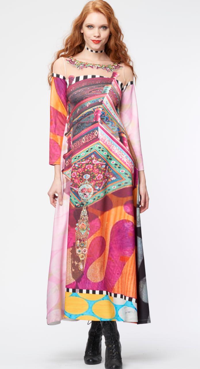 IPNG Maxi Dress Colorium, buy online