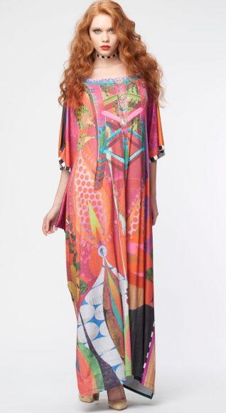IPNG Design Long Dress Colorium