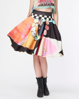 IPNG Design Flared Skirt Colorium, USA Canada