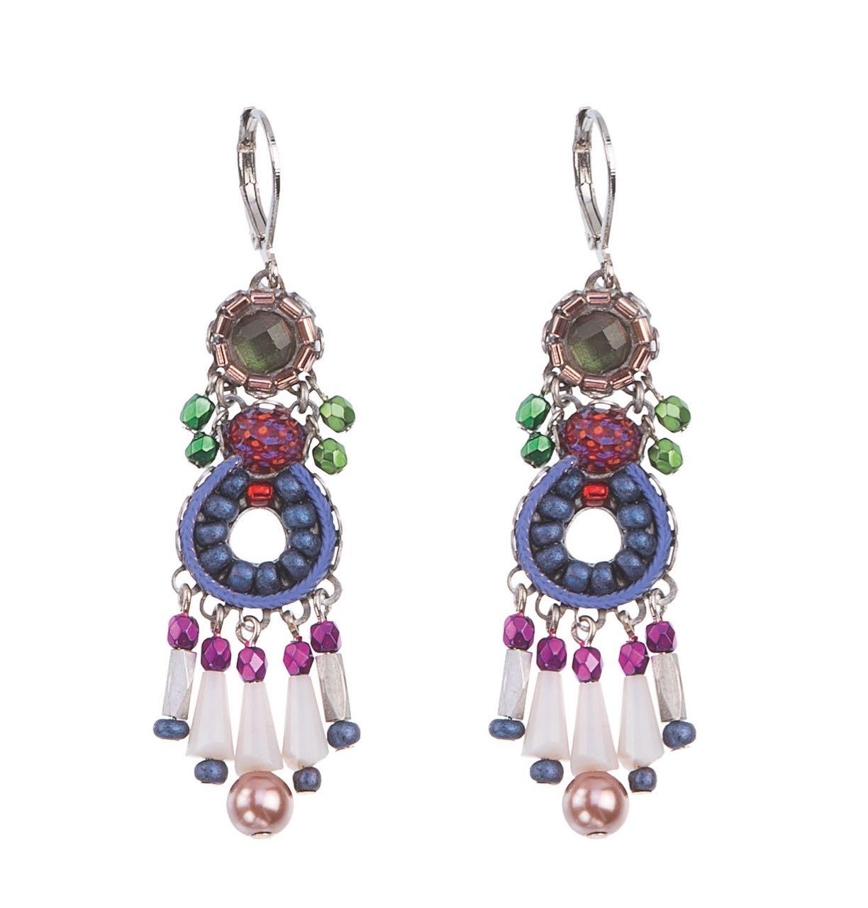 ayala bar earrings 1244 classic collection aurora