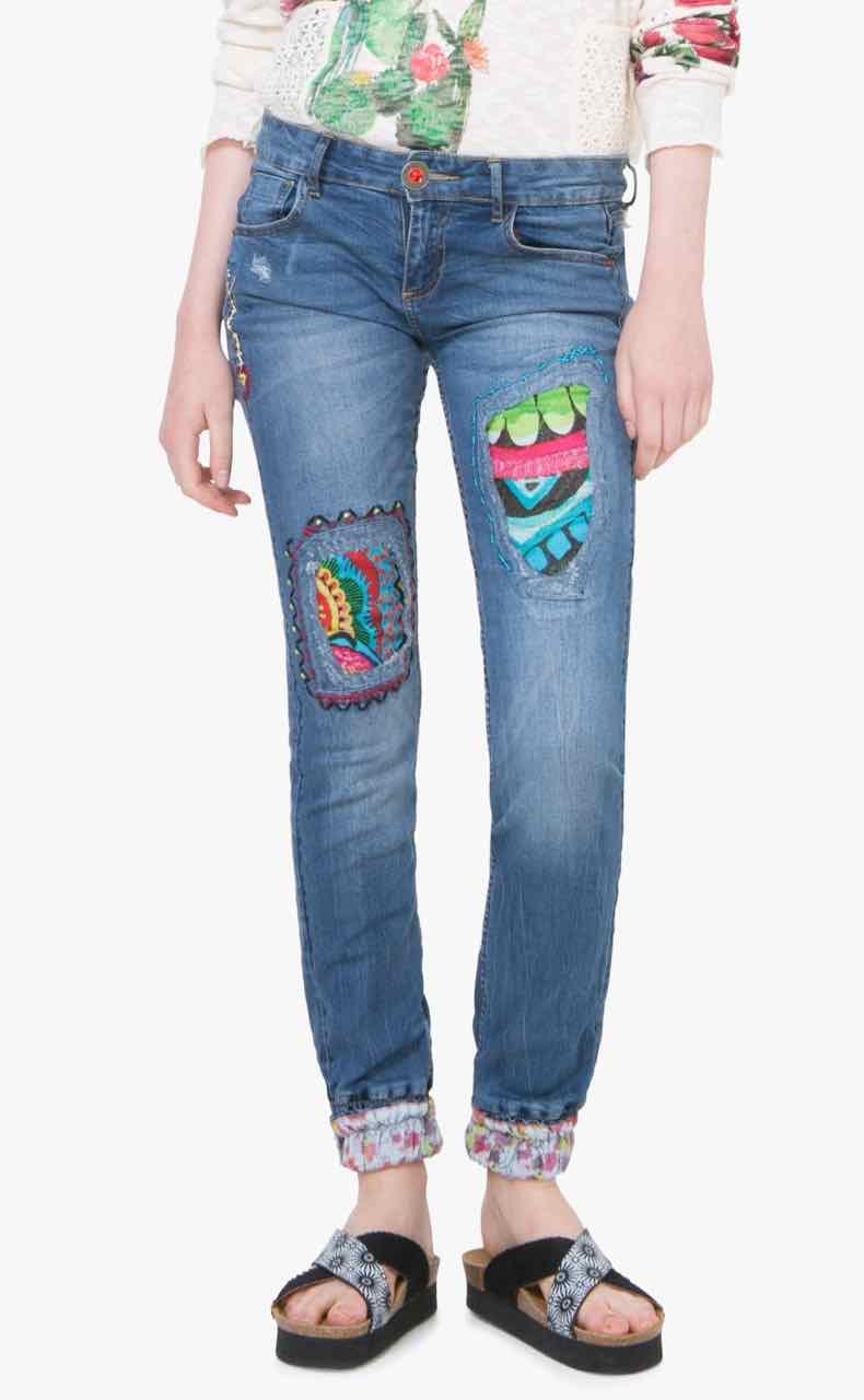 71D2JF5_5160 Desigual Jeans Irea Buy Online