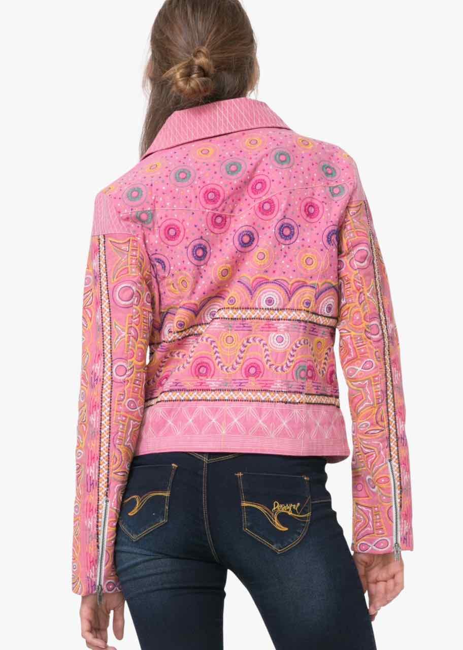 Desigual Coat Florencia 71e2we8 Buy Online Canada