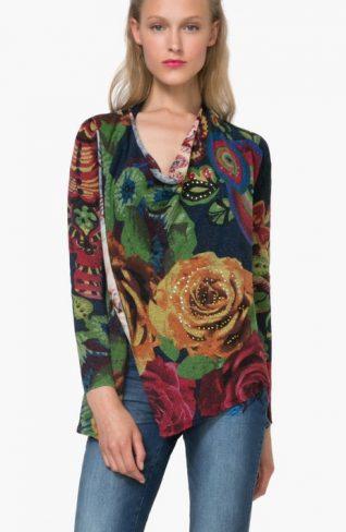 71J2EM2_5000 Desigual Sweater Beni Buy Online