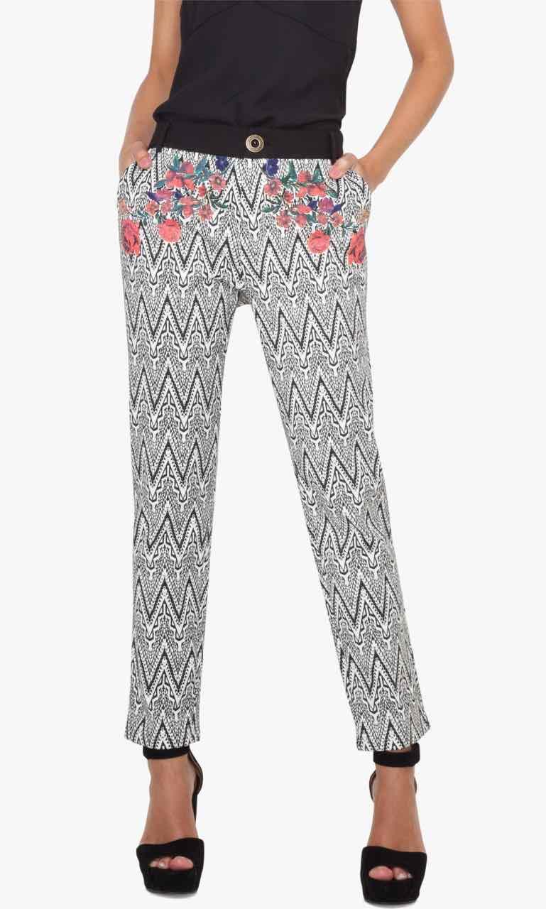 71P2YH8_2000 Desigual Pants Aroa Buy Online